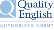 Quality English authorised agent